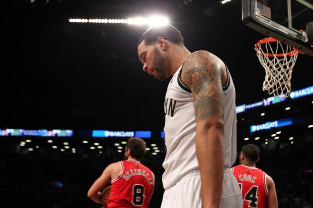 Can Deron Williams-Joe Johnson Backcourt Ever Reach Elite Status as Expected?