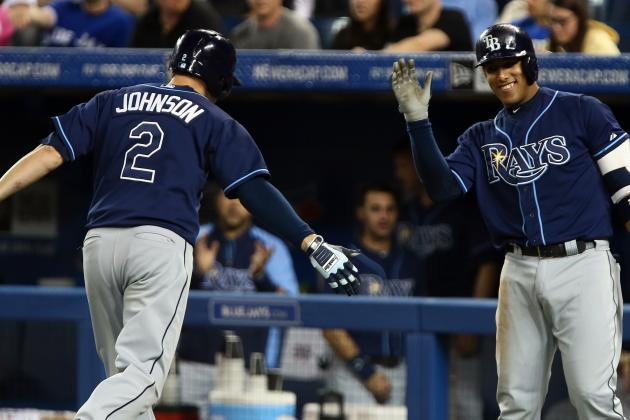 ESPN Gamecast: Rays vs Blue Jays