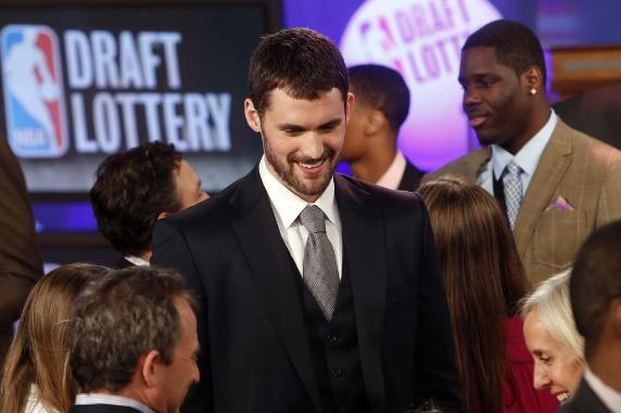 Wolves Stay Put at No. 9 in NBA Draft Lottery