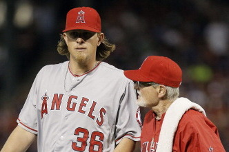Jered Weaver Could Return from the Disabled List Next Week