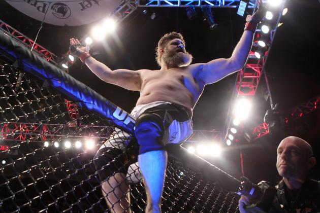 Roy Nelson Faces Stipe Miocic at UFC 161 After Main Event Scrapped This Week
