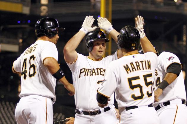 Snider's Pinch-Hit Slam Gets Pirates by Cubs