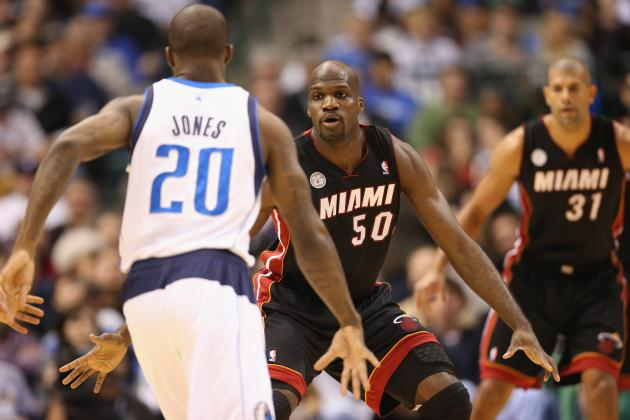 Miami Heat: Heat Must Amnesty Joel Anthony This Offseason
