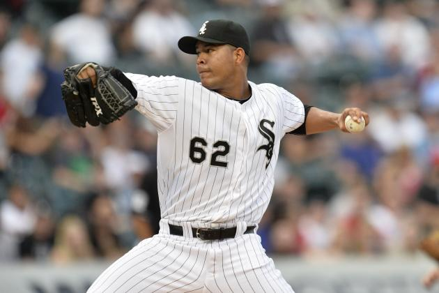 Quintana Sharp as White Sox Edge Red Sox