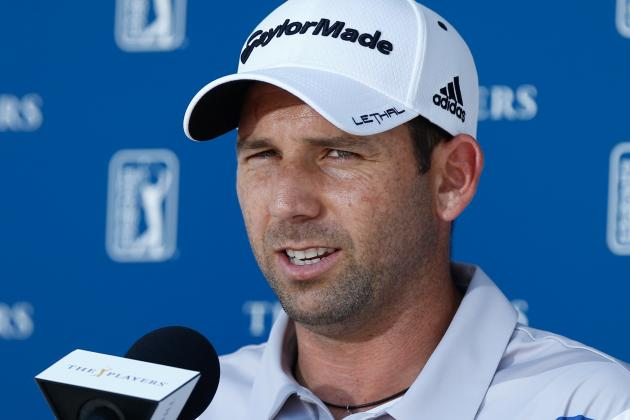 Sergio Garcia vs. Tiger Woods: Remarks Sink Spaniard Deeper into Tiger Trap