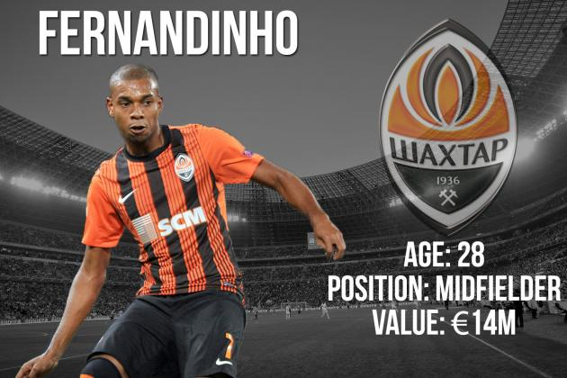 Fernandinho: Summer Transfer Window Profile and Scouting Report