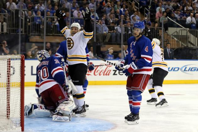 NHL Playoffs 2013: NY Rangers on the Rocks with No Margin for Error Down 3-0