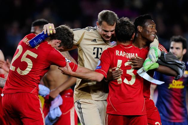 Champions League Final Odds and Preview: Bayern Munich vs. Borussia Dortmund