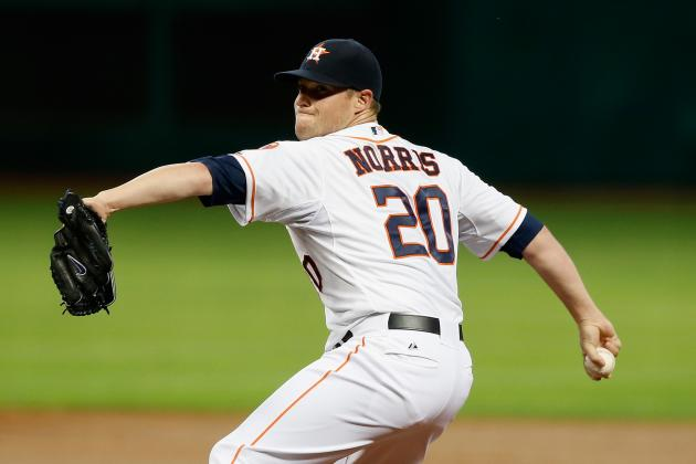 Back Tightness Knocks Norris Out, Derails Astros