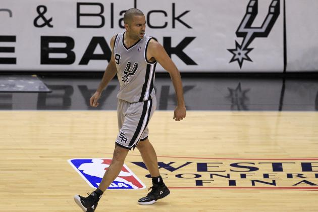 Tony Parker Notches Career High in Assists as Spurs Outlast Grizzlies in Game 2