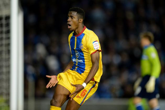 Wilfried Zaha: Why Manchester United Fans Should Be Excited About Him