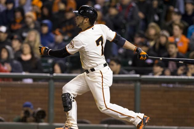 SF Giants Walk off Against Nationals with a Monster Home Run