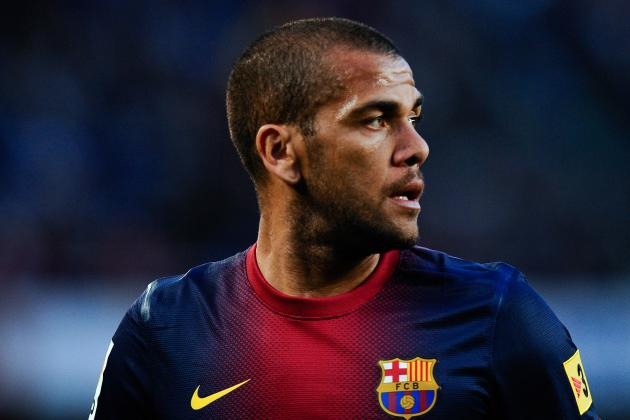 Dani Alves: The Scapegoat for Barcelona's Issues?