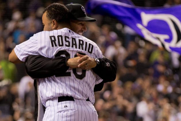 Rosario's Single Lifts Rockies by D-Backs in 10th