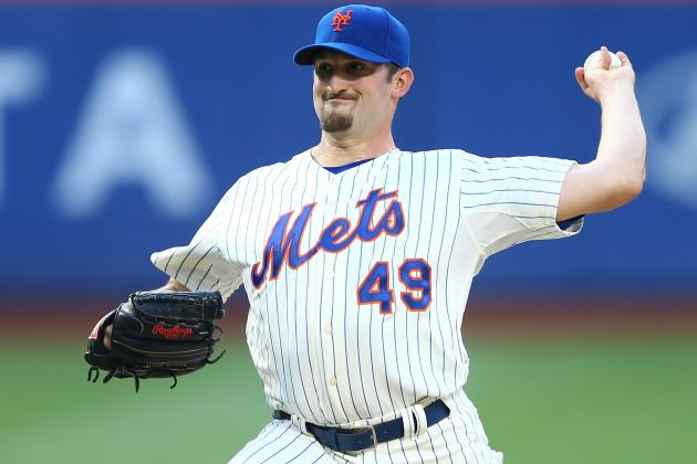 Mets Done in by Jon Niese's First Inning Troubles in 4-0 Loss to Reds