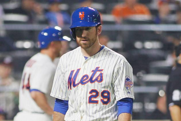 Mets Ike Davis Is Hearing the Boos at Citi Field
