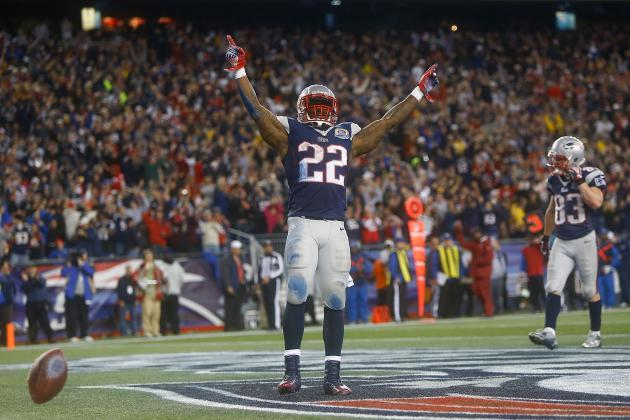 New England Patriots Running Backs: Full Depth Chart Evaluation and Analysis