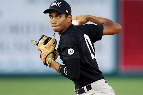 Oscar Mercado: Prospect Profile for St. Louis Cardinals' 2nd-Round Pick