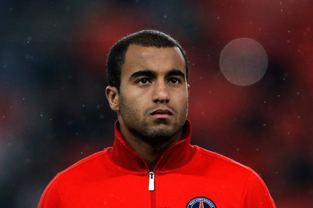 Lucas Moura: Assessing His 1st Season at Paris Saint-Germain