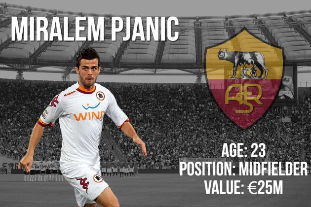 Miralem Pjanic: Summer Transfer Window Profile and Scouting Report