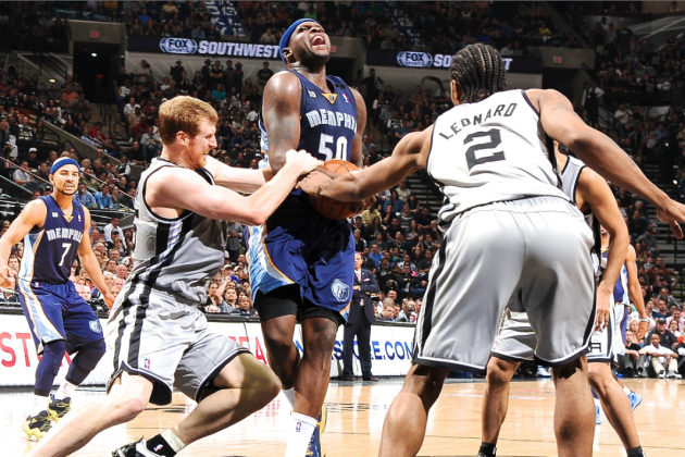 San Antonio Spurs Out-Ugly Memphis Grizzlies in Game 2 of Western Finals
