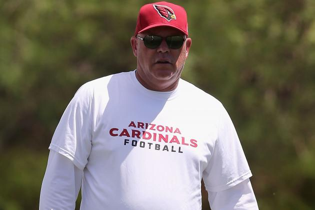 Bruce Arians Dissatisfied with Offense's (lack Of) Progress