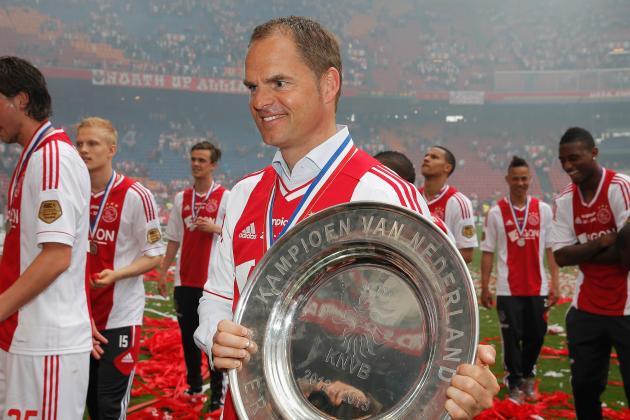 Head Coach De Boer Extends Ajax Stay