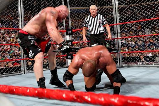 Brock Lesnar vs. Triple H from Extreme Rules 2013 Must Mark End of Intense Feud