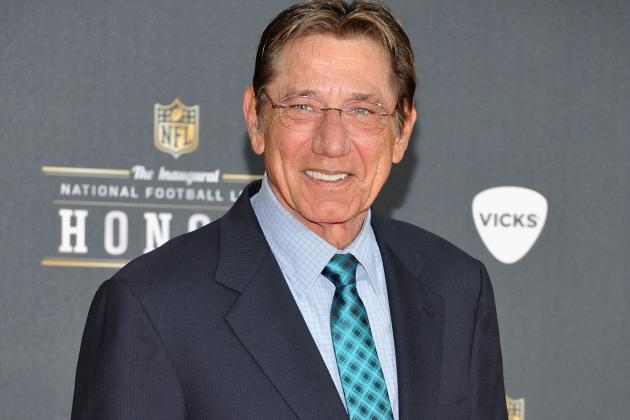 Joe Namath Calls Gang Green's Prized Rookie QB Geno Smith
