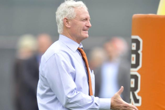 Browns' Jimmy Haslam Explains Probe to NFL Owners