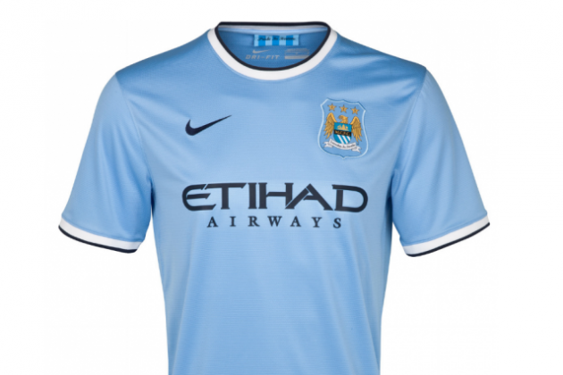 Manchester City Unveils New Official Nike Home Kit for 2013-14 Season