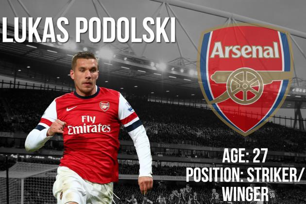 Lukas Podolski: Summer Transfer Window Profile and Scouting Report