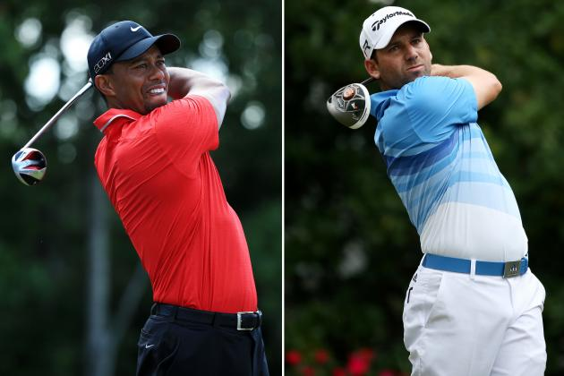 Tiger Woods Comments on Sergio Garcia's Insensitive Remark