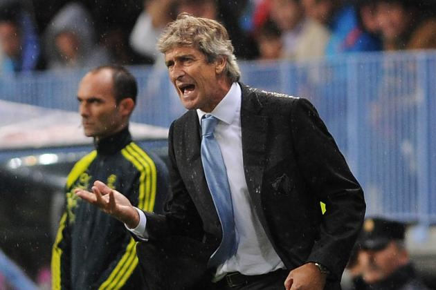 Manchester City Target Manuel Pellegrini Confirms Exit from Malaga