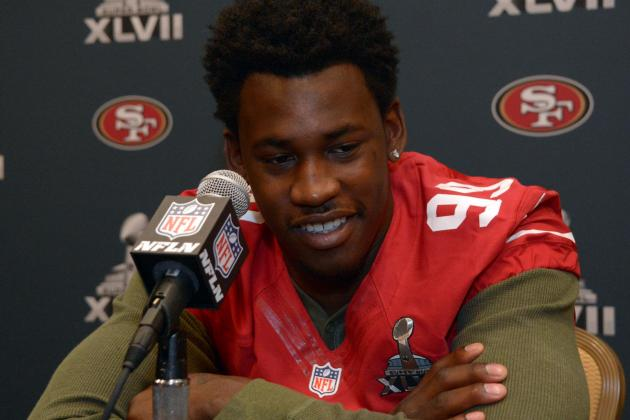 49ers' Aldon Smith working back from surgery