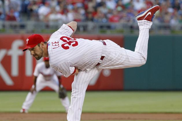 Cliff Lee Takes Unemotional View of Trade Market, Says 'I Want to Win'