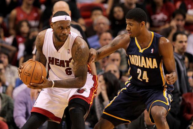 Indiana Pacers vs. Miami Heat: Game 1 Preview and Predictions