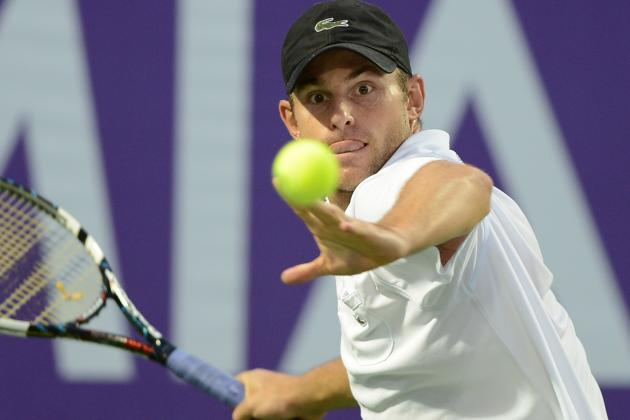 Andy Roddick Hired to Co-Host Fox Sports Live on Fox Sports 1