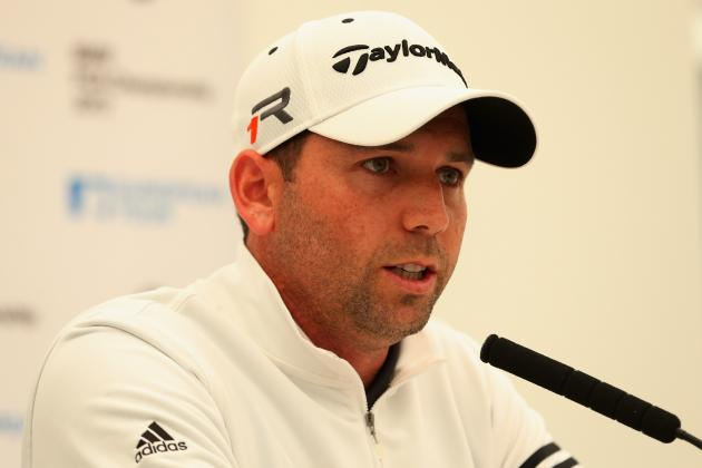 Sergio Garcia Issues Public Apology to Tiger Woods for Insensitive Remark