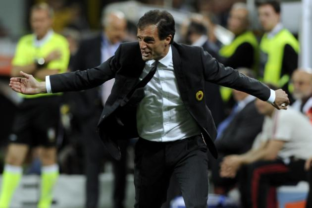 Firing Allegri Would Be Milan's Massive Mistake