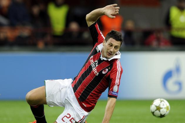 Serie A: Daniele Bonera Extends AC Milan Stay