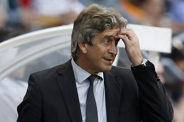 Why Manuel Pellegrini Never Stood a Chance at Real Madrid