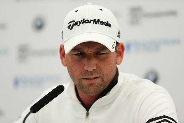 Sergio's Racist Joke Aimed at Tiger Not Funny, to Define Garcia's Legacy