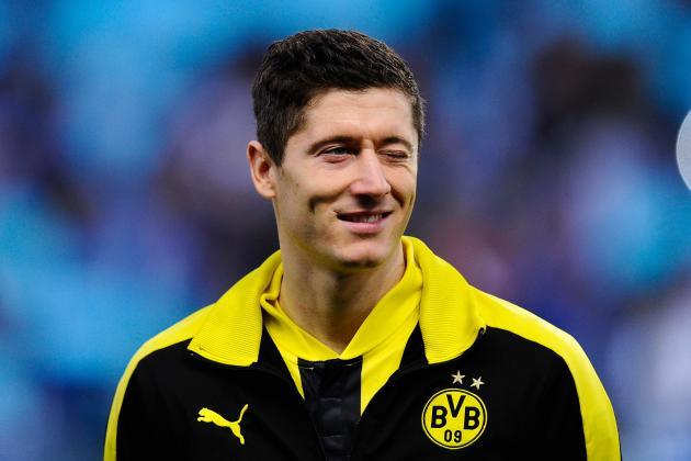 Robert Lewandowski Will Not Leave Borussia Dortmund This Summer