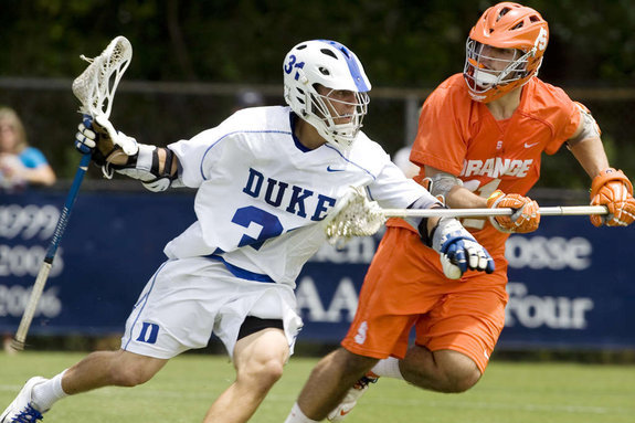 NCAA Lacrosse: Predicting This Weekend's Final 4 Games