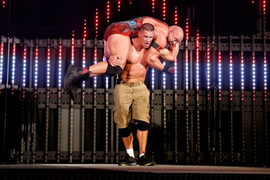 John Cena vs. Ryback Extreme Rules Match Makes Rivalry Most Compelling in WWE