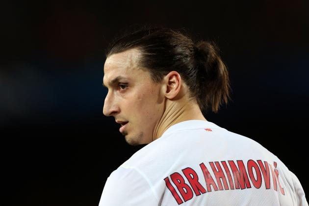 Possible Juventus Tactics to Include Zlatan Ibrahimovic Next Season