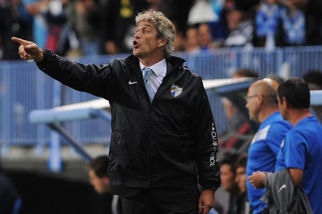 The Tactical Evolution of Manuel Pellegrini: Madrid, Malaga, Premier League?