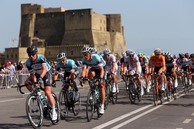 Giro d'Italia 2013 Standings: Stage 17 Results, Leaderboard and Analysis