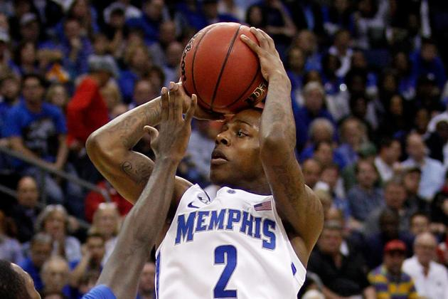 Memphis Transfer Antonio Barton to Announce New School on Sunday